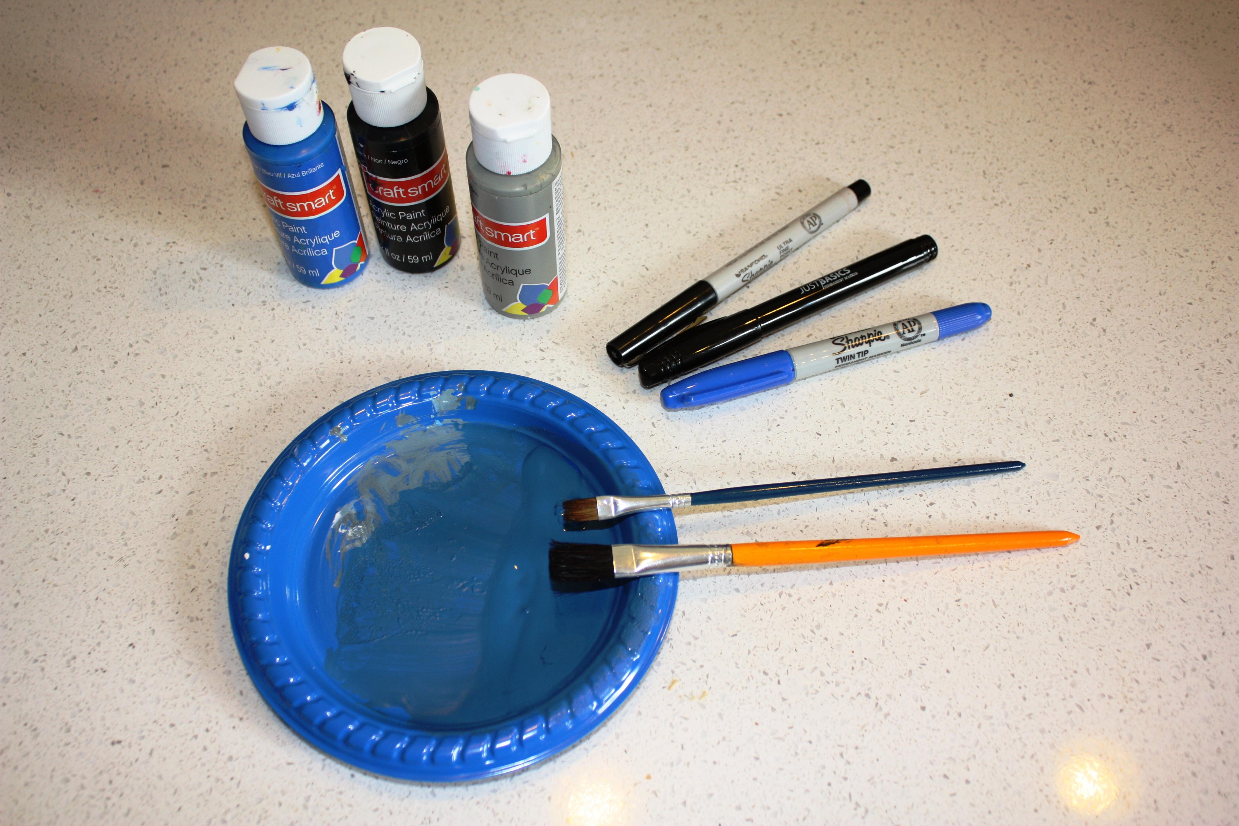 Picture of Cut Paint Print Assemble