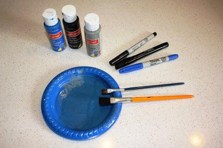 Cut Paint Print Assemble