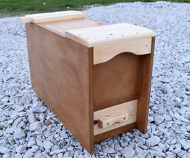 MDF Japanese Woodworking Toolbox