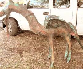 trash to treasure #13 demon horse/dragon