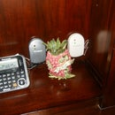 Monitors for home door locks.