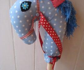 Handmade Hobby Horse