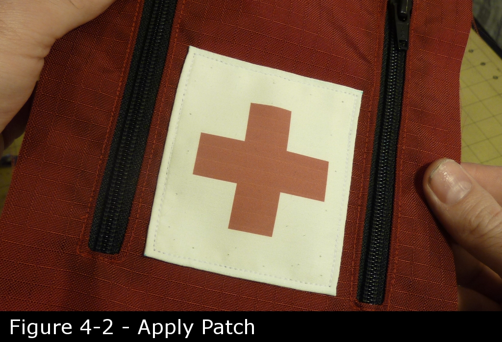 Picture of Make and Apply the Patches