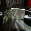 Easy 10 minute duct tape wallet