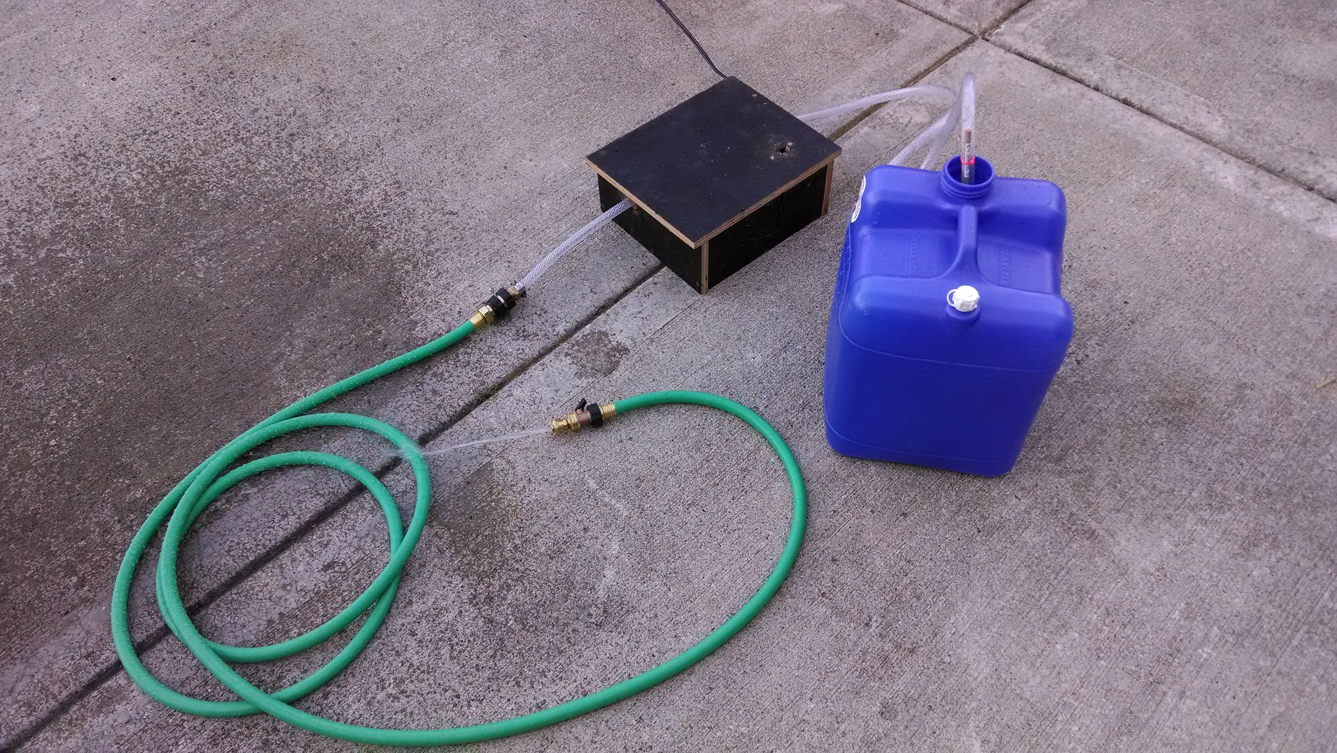 Picture of Portable Bike Washer