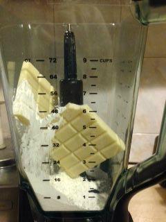 Picture of Recipe #1: White Hot Chocolate