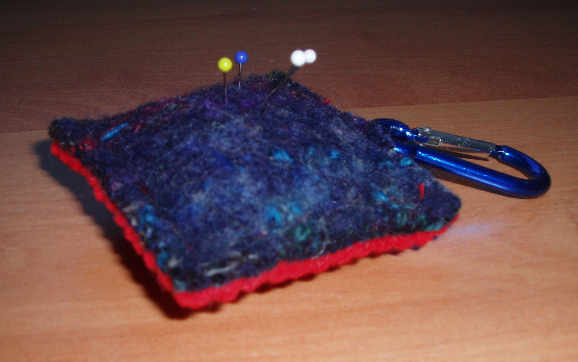 Picture of Create Clip-on Pincushion