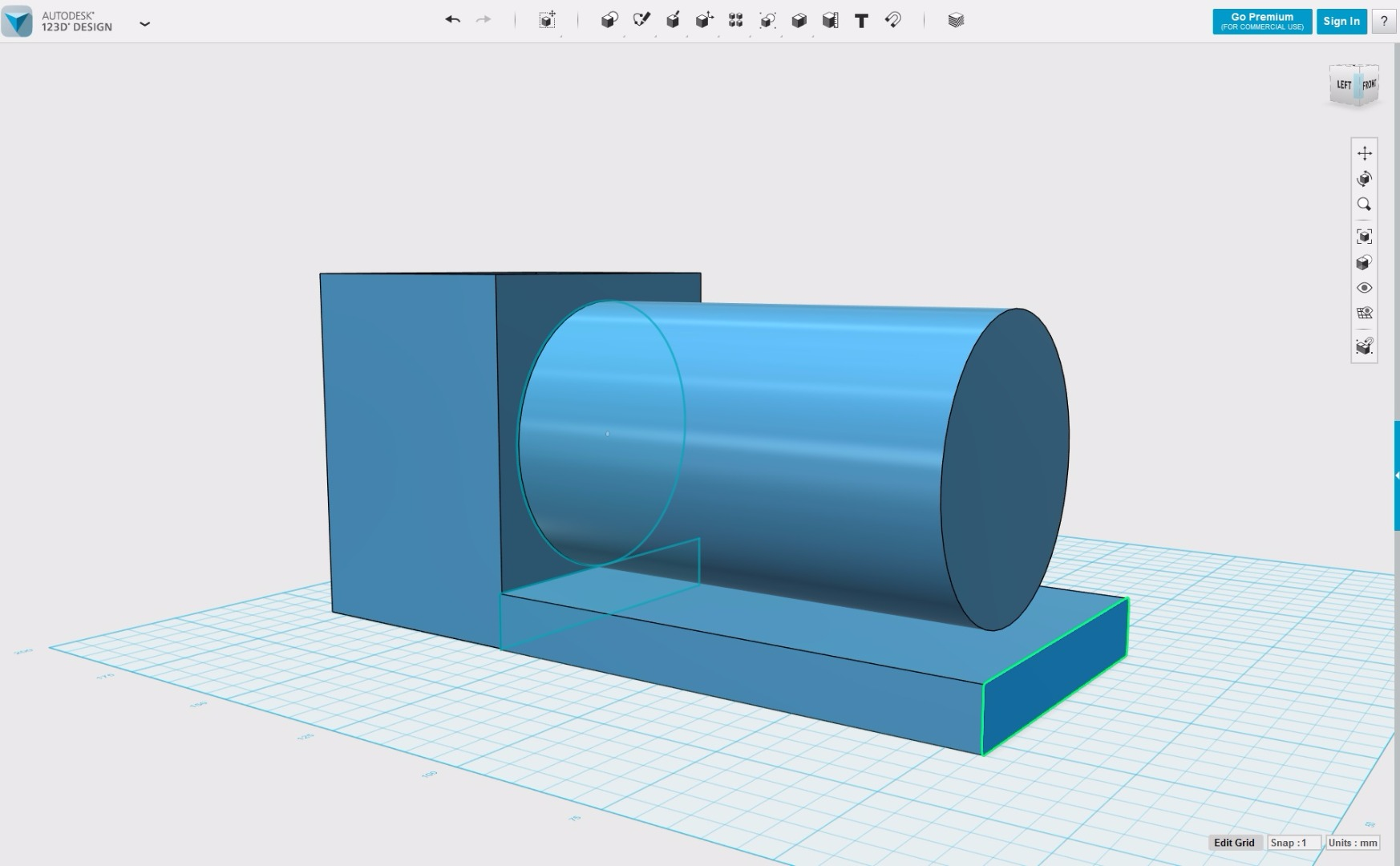 Picture of Add Supports