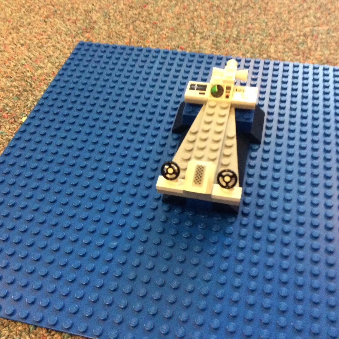 Picture of Lego Speed Boat