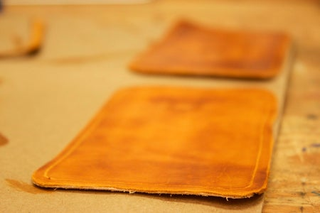 Dyeing Your Leather