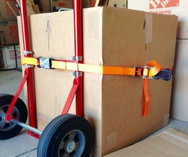 Improving a Hand Truck