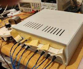 AC Current monitoring data logger