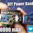 DIY Mobile Phone Battery Power Bank