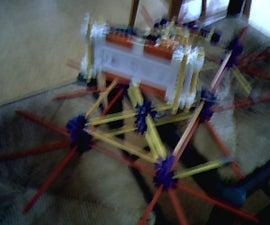 K'nex wii wheel with auto centering