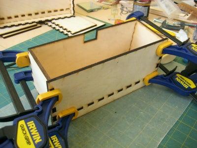 Building the Hidden Drawer