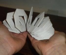 Origami Slinky