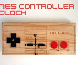 NES Controller Clock