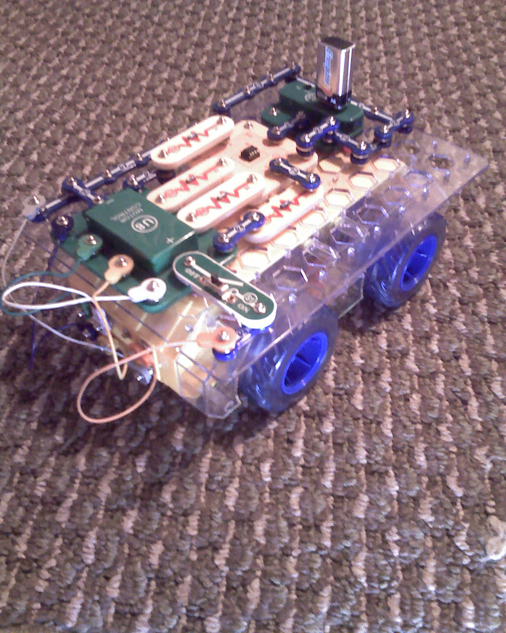 Picture of Test the Robot Program