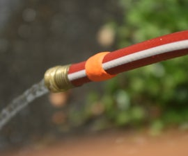 How to Repair a Leaky Hose with Sugru