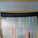 Drinking-straw Door Curtain