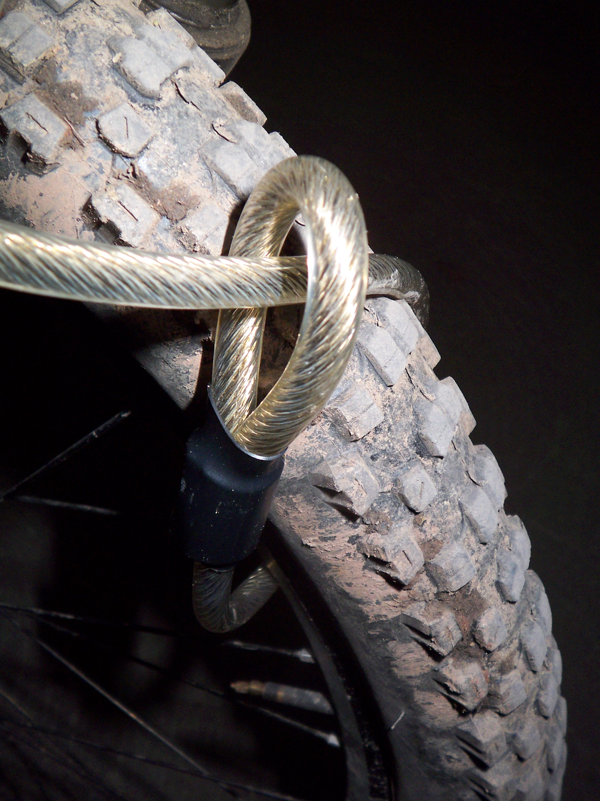 Picture of Secure the Front Wheel