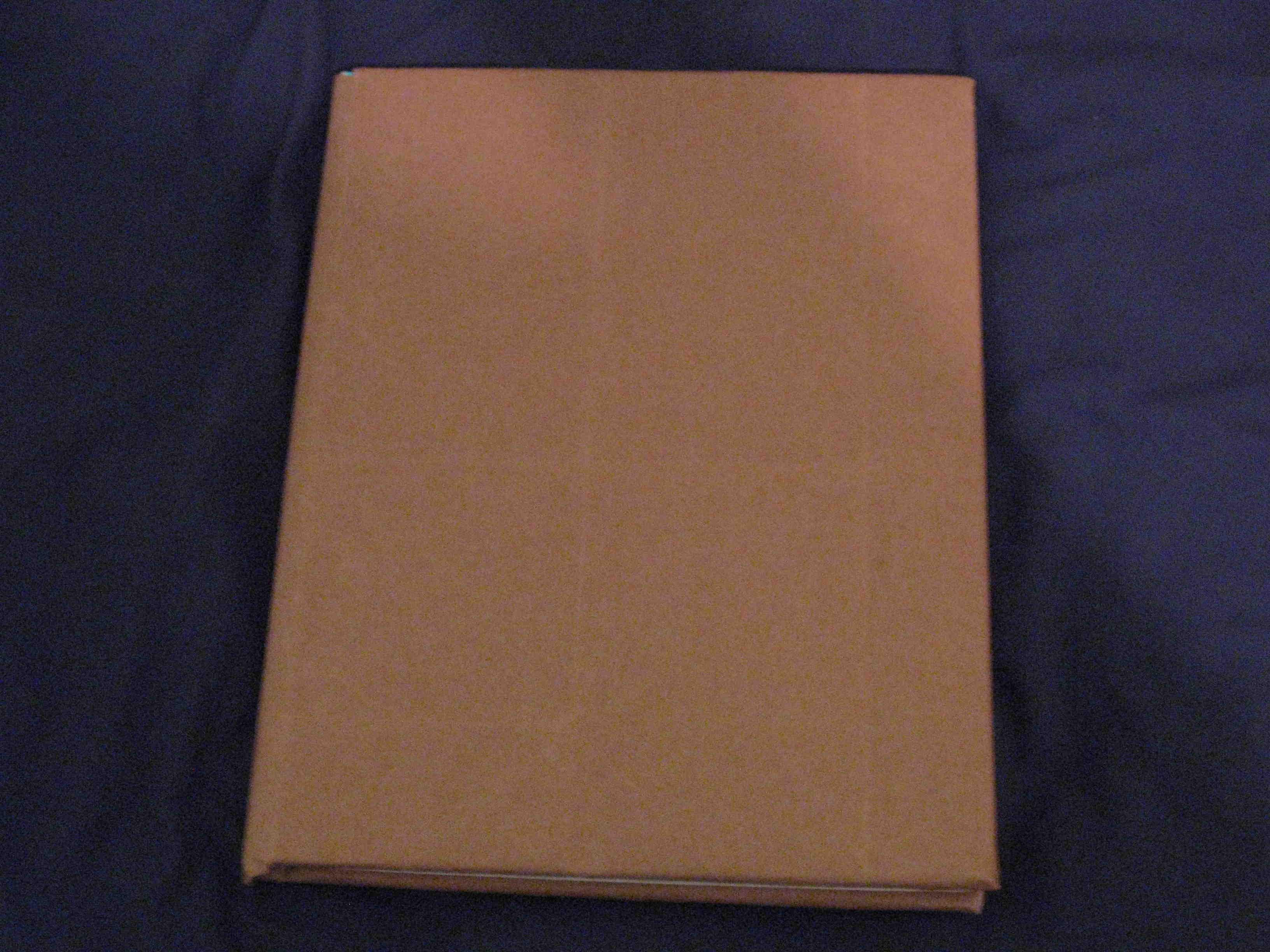 Paperbag Book Cover: 4 Steps