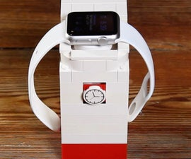 Apple Watch Lego Stand