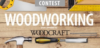 Woodworking Contest 2017