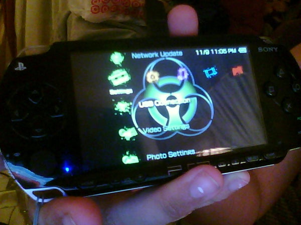 How to Install Themes, Pictures, Music, Videos, and Games Onto a Playstation Portable (PSP)