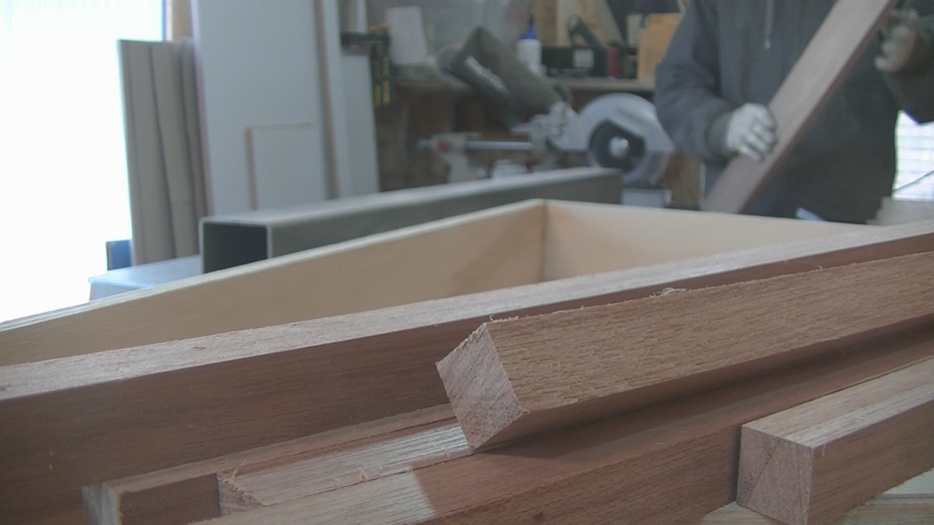 Picture of Drawer Rails