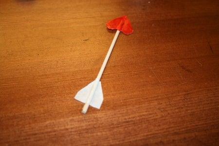 How to Make a Heart Shaped Arrow