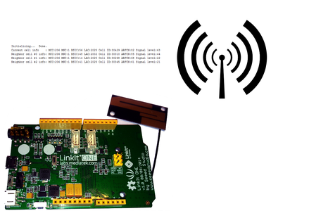 Explore the Cellular Network With LinkIt ONE