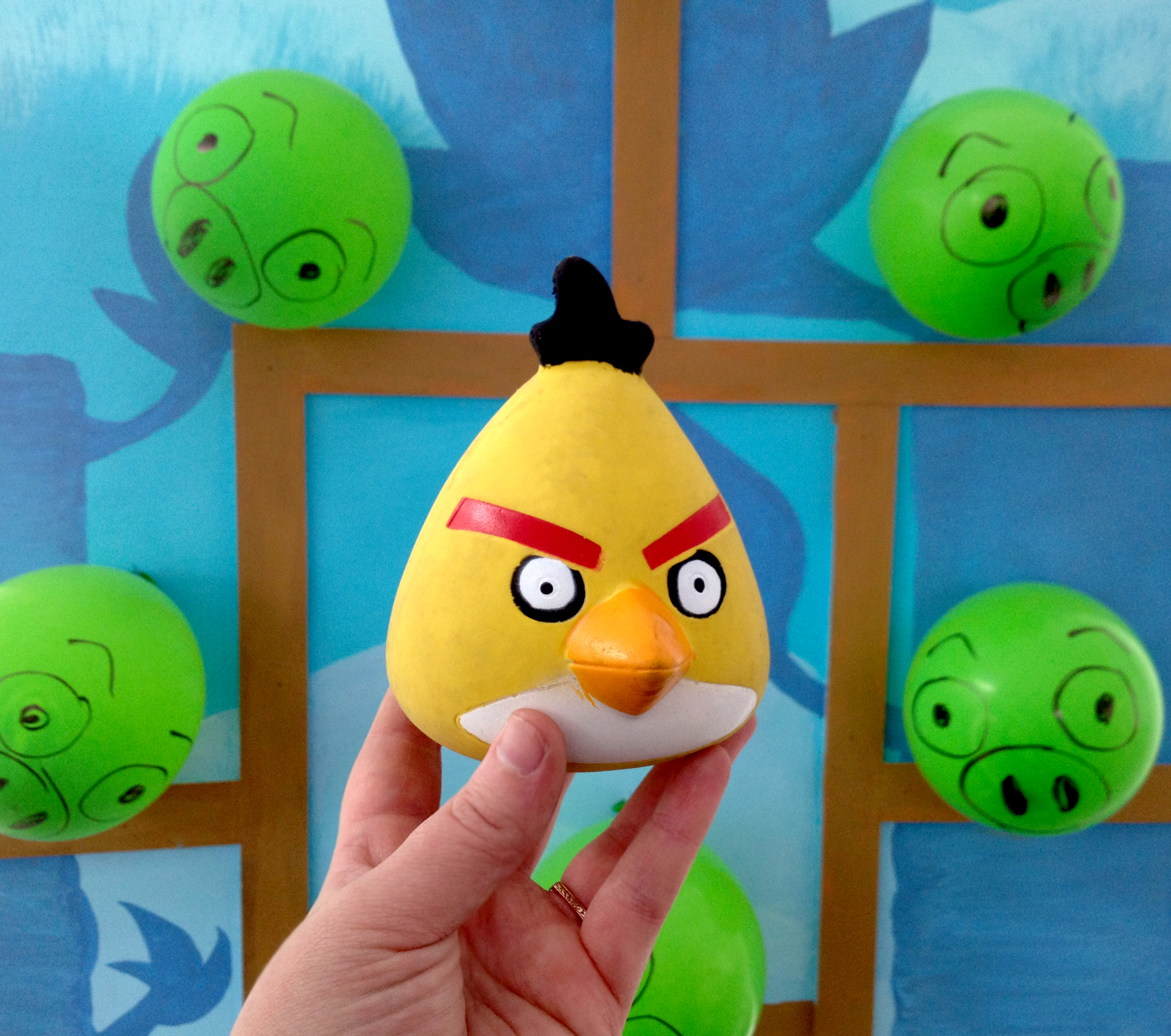 Angry birds carnival game 6 steps with pictures picture of angry birds carnival game solutioingenieria Choice Image