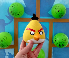 Angry Birds Carnival Game