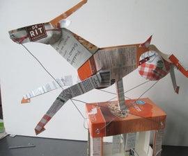 Running Antelope Machine
