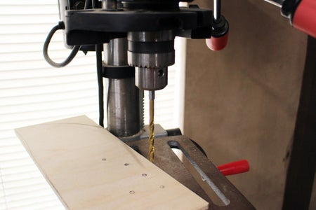 Drill Handle Openings