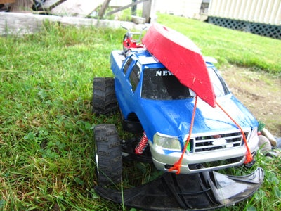D.I.Y Rc Truck Body