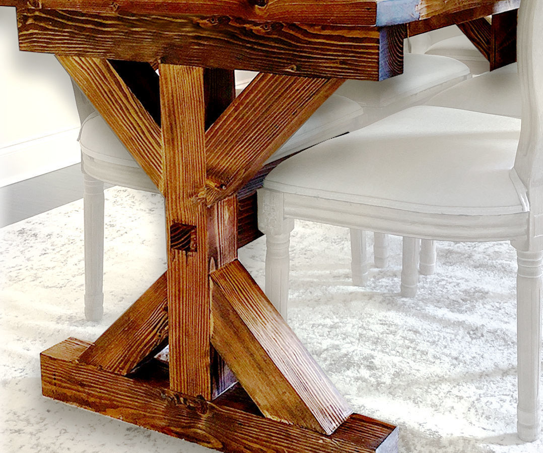 6 Mistakes Not To Make Building A Farmhouse Table 7 Steps