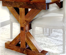 6 Mistakes Not to Make Building a Farmhouse Table