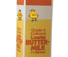 Everlasting Buttermilk