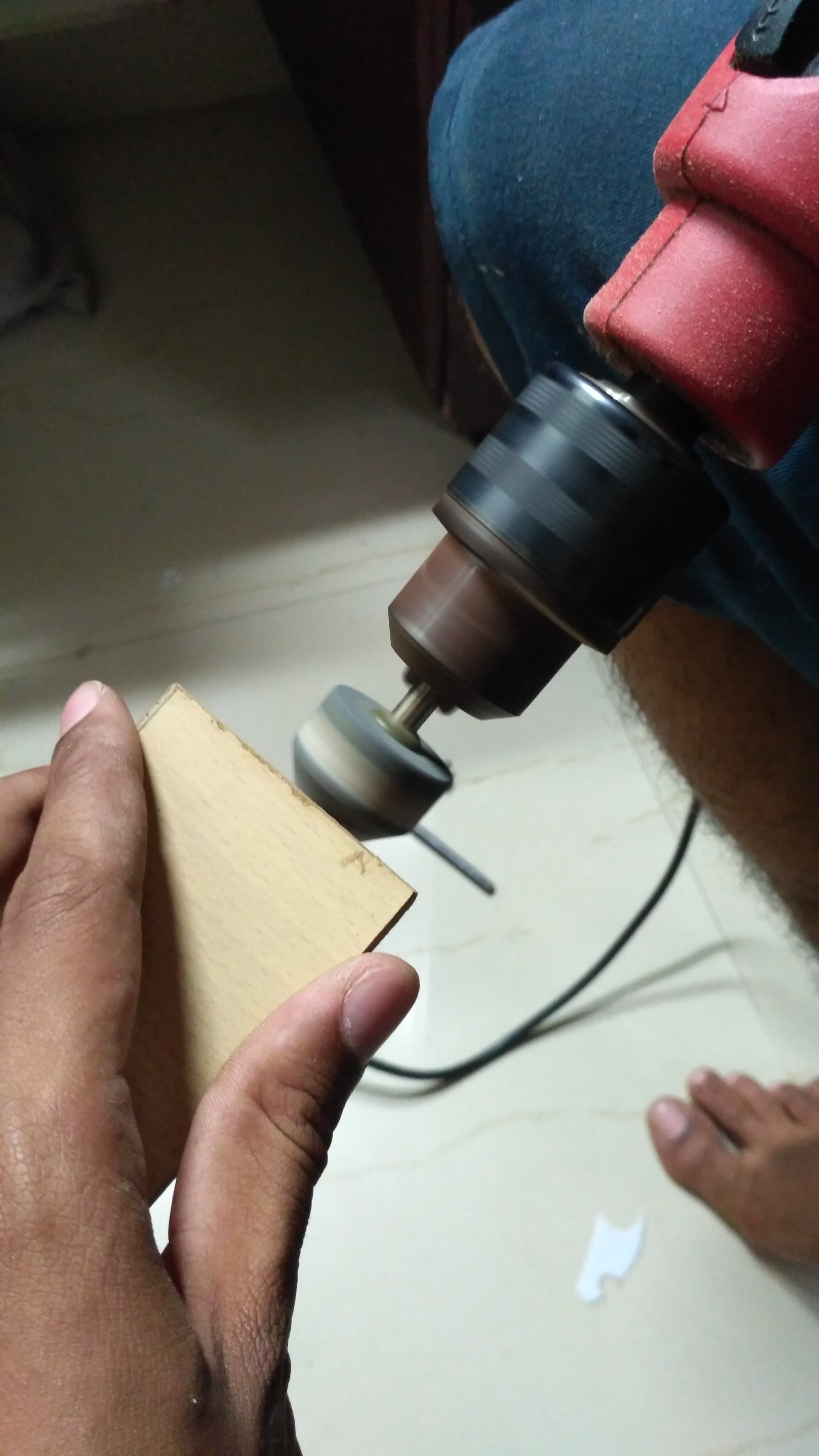 Picture of Making the Side Panels:-