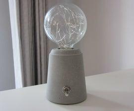 Concrete Lamp (7)