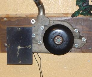 Water Pump Clock