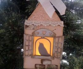 Tea box to Tea light