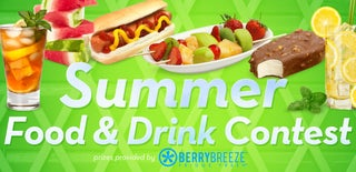Summer Food and Drink Contest