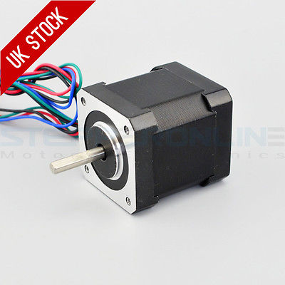 Picture of A Little About Stepper Motors