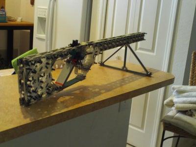 Pakman's Sniper Rifle