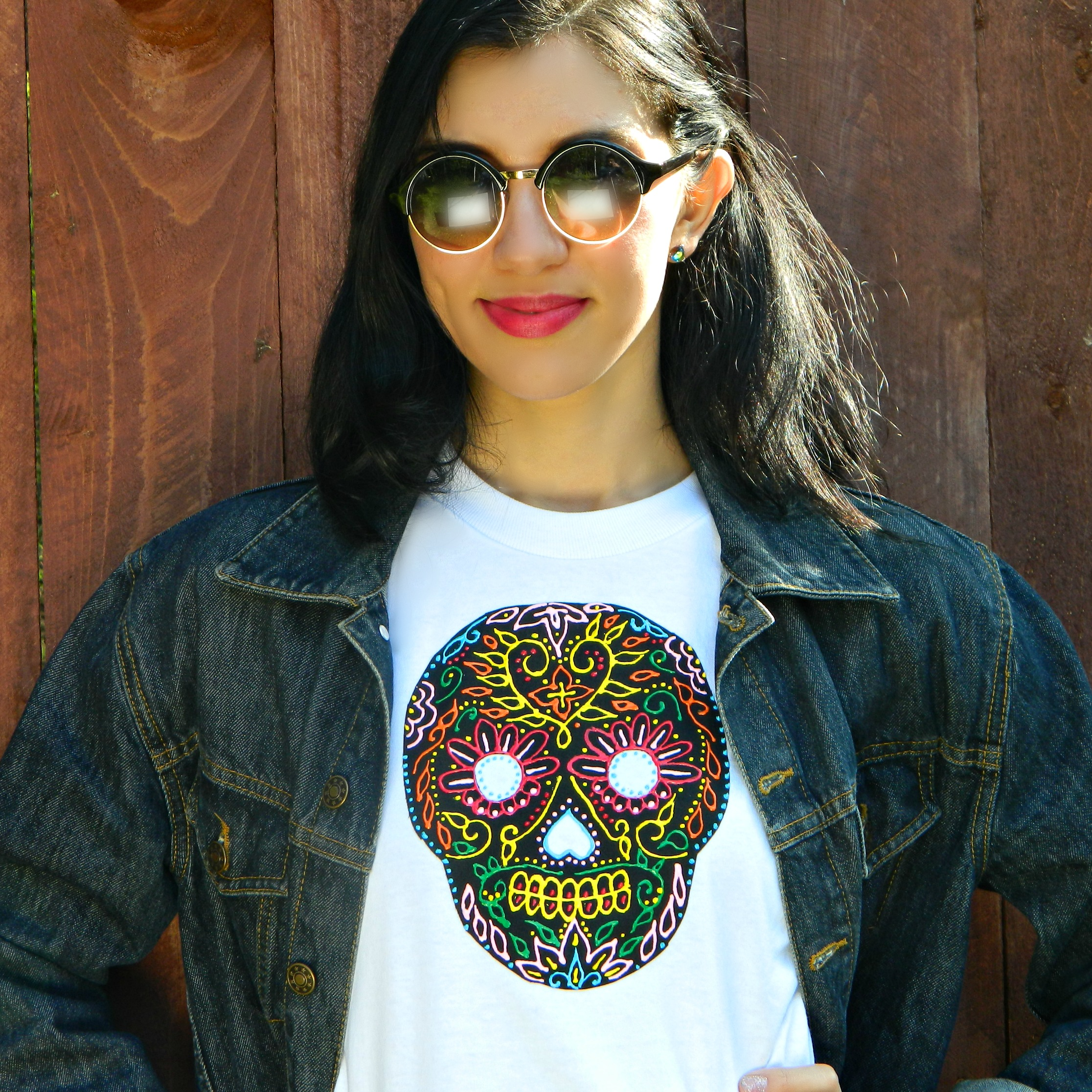 Picture of Sugar Skull T-Shirt