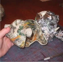Picture of Finish Building the Head
