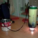 Homemade mini boiler